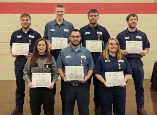 Vantage Students Head To SkillsUSA Ohio State Championships!
