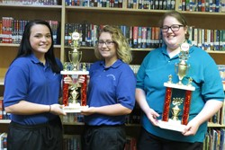 Vantage FCCLA Students Compete in San Diego