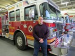 Photo of Firefighter Training Program Coordinator at the Van Wert City Fire Department