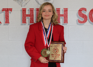 VWCS/VCC FCCLA takes GOLD at National Competition