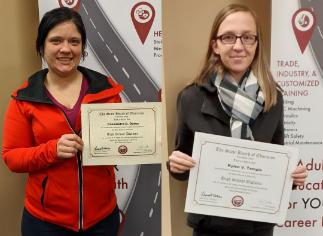 Congratulations, Vantage Adult Diploma Recipients!