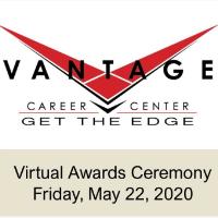Virtual Awards Ceremony flyer
