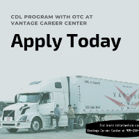 Class A Commercial Drivers Licence Program Flyer