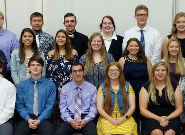 42 students inducted into NTHS