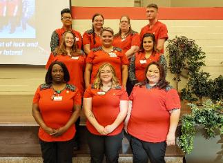 Vantage Practical Nursing Program Graduates!