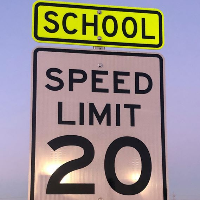 *IMPORTANT* Information New Speed Limit Change