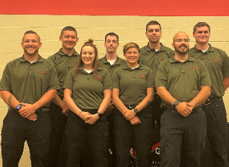 Vantage Police Academy Graduates 8 - Opens Registration for Fall Class