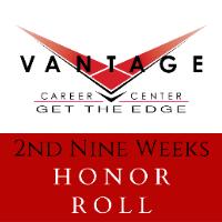 Congratulations Vantage Honor Roll!