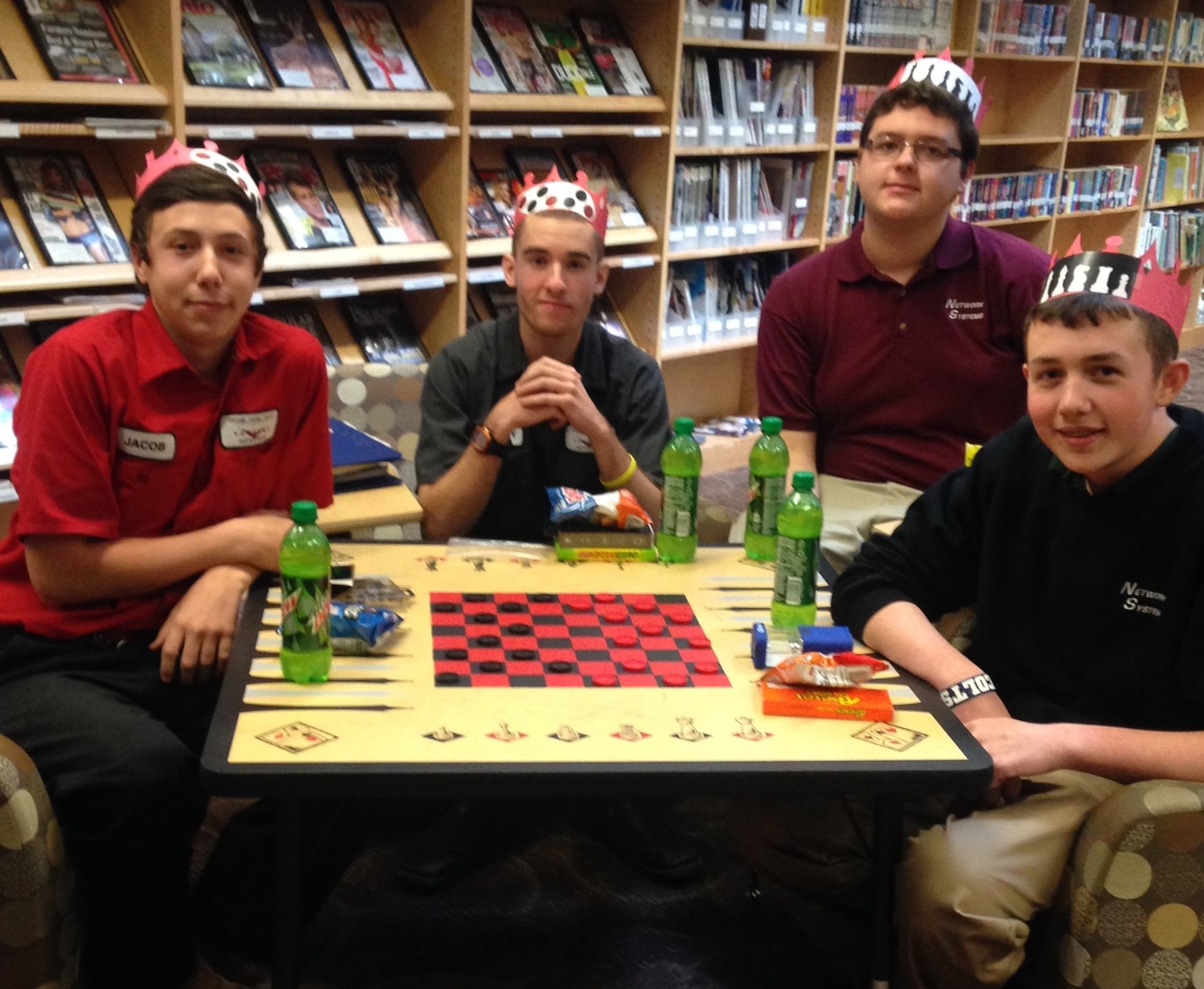 2016 Chess and Checkers Champions