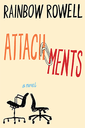 Jacket cover of Attachments