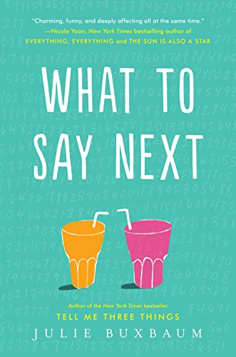 Jacket cover of What to Say Next