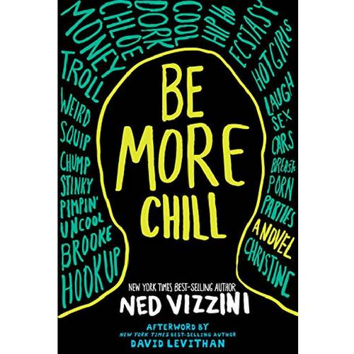 Jacket cover of Be More Chill