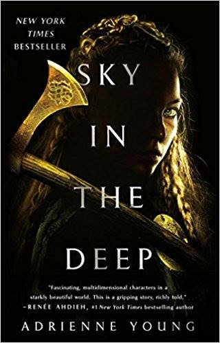 Jacket cover of Sky in the Deep