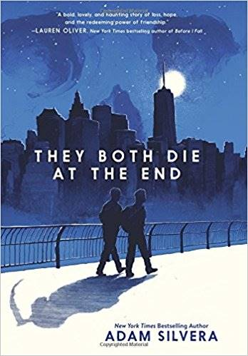 Jacket cover of They Both Die at the End
