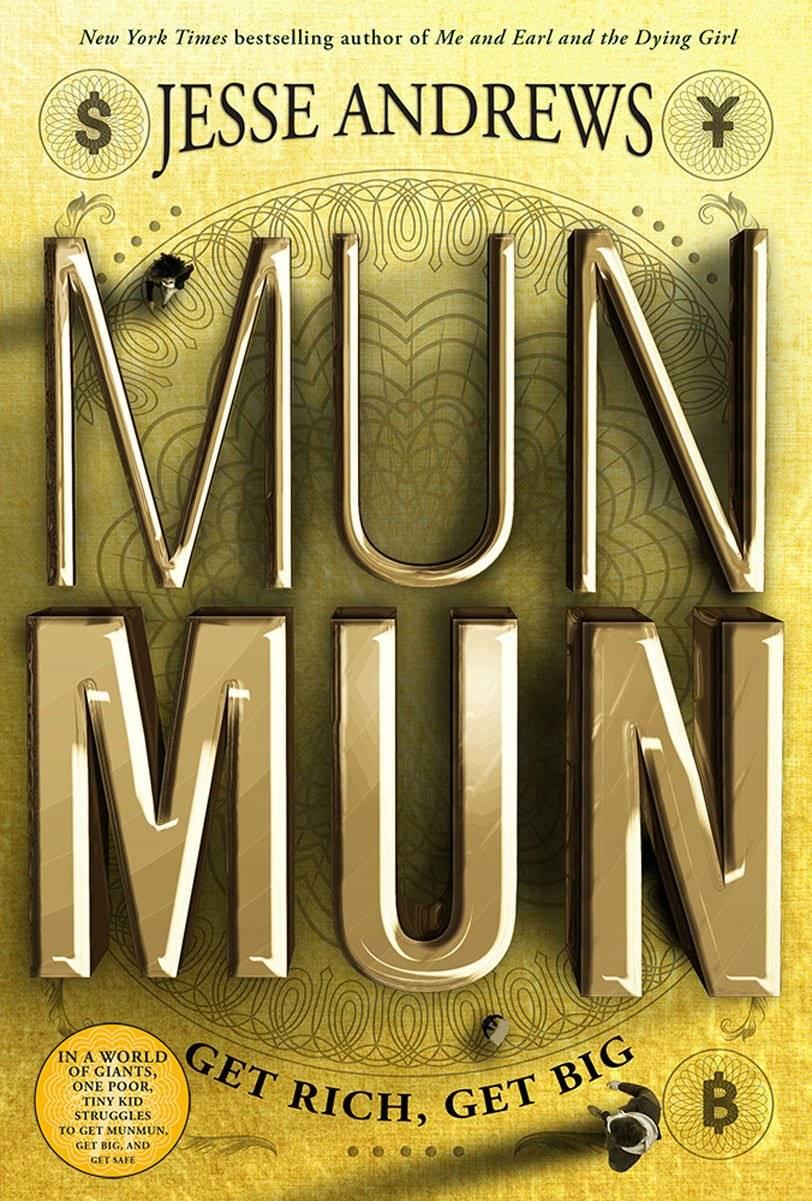 Jacket cover of Munmun