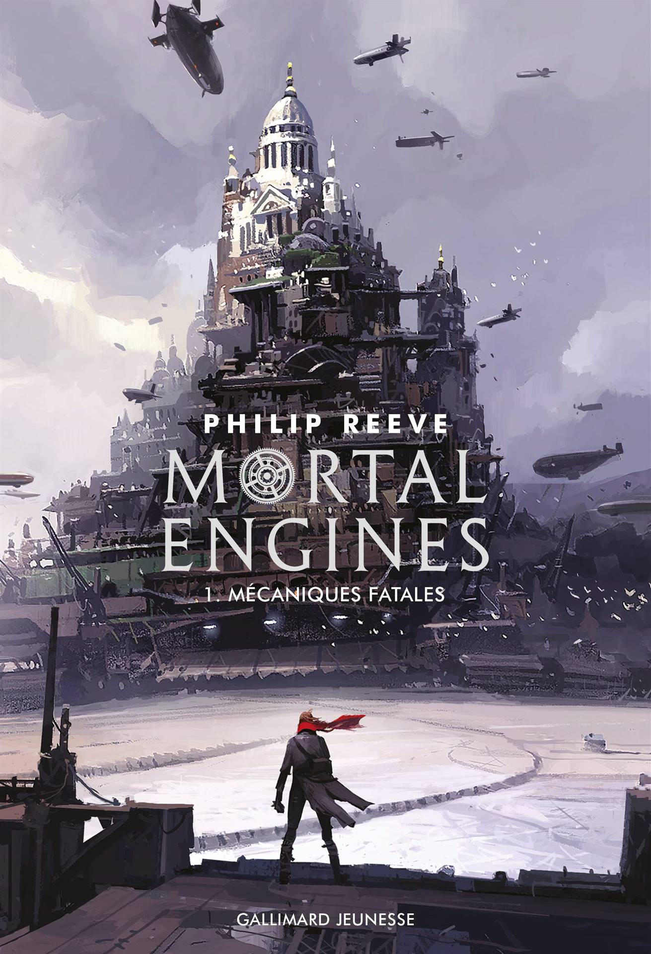 Jacket cover of Mortal Engines
