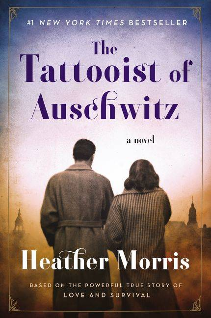 Jacket cover of The Tattooist of Auschwitz