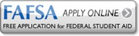 logo image linking to website for FAFSA application