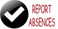logo image linking to attendance reporting page